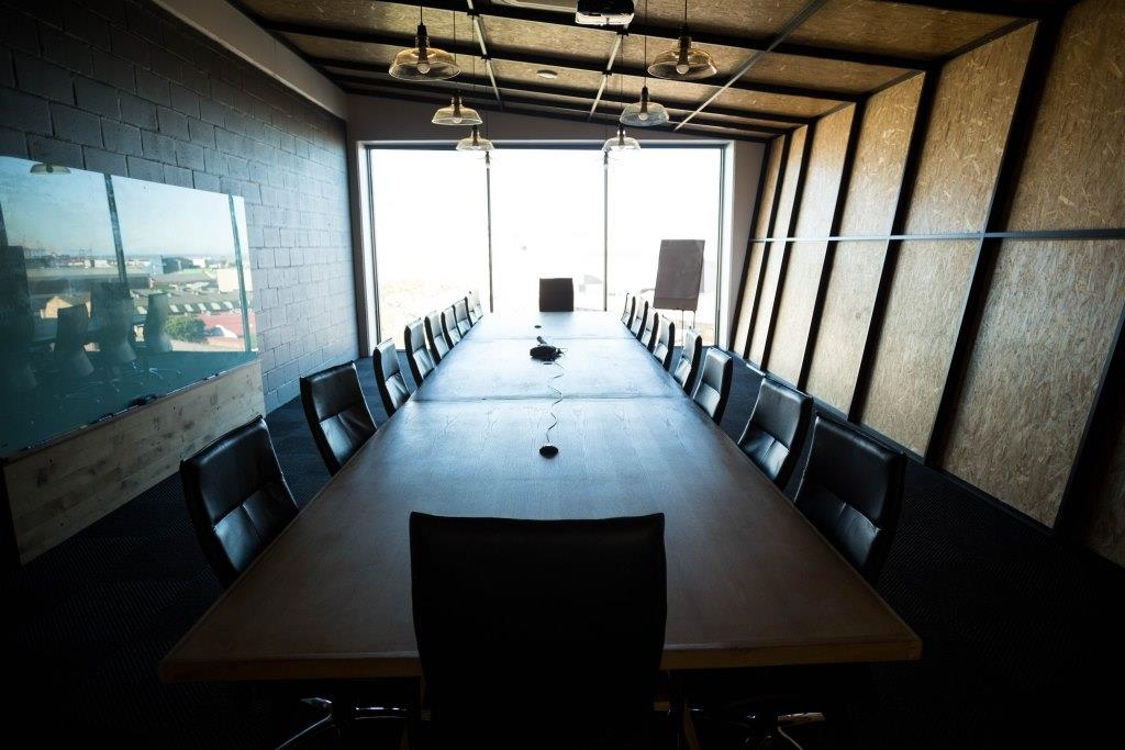 празна зала за конференции