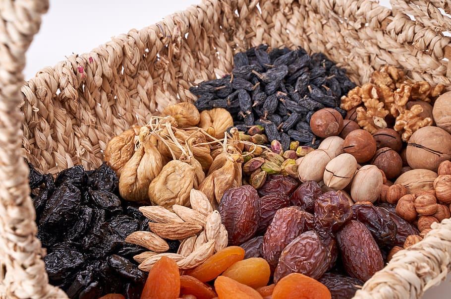 Сушените плодове – тайната диета