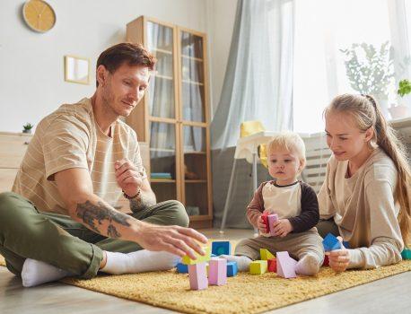 Защо да купите конструктор на вашето дете