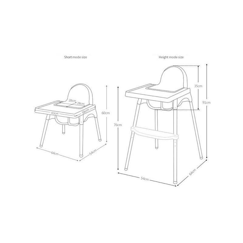 Надеждни столчета за хранене на едро от Zizito