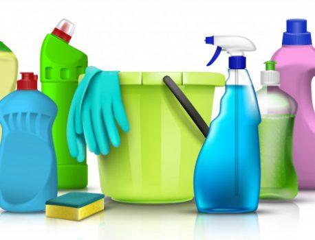 Домакински почистващи продукти