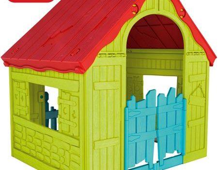 Къщите за игра – защо са толкова харесвани от децата?