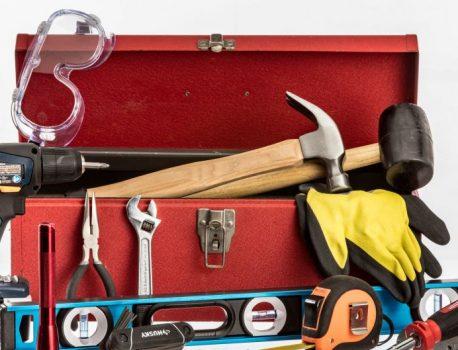 Най-важните инструменти за ремонт на апартаменти